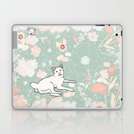 Vintage Momo Wonderland Laptop & iPad Skin