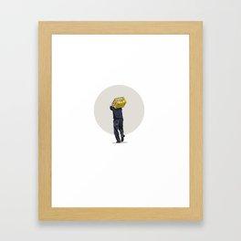 Gaseosa Framed Art Print