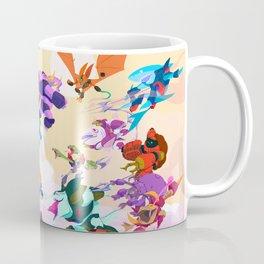 Battle Beasts Series 1 Coffee Mug