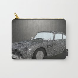 James Bond Aston Martin DB5 Carry-All Pouch