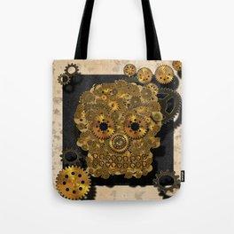 Engrenage Tote Bag