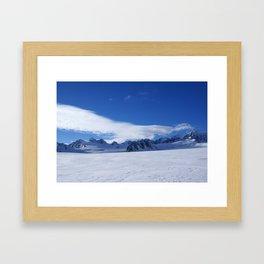 Mt Cook - New Zealand Framed Art Print