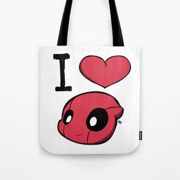 I Heart WWW Tote Bag