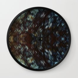 Speckled ∆ Wall Clock
