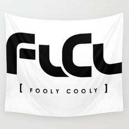 FLCL - Fooly Cooly Wall Tapestry