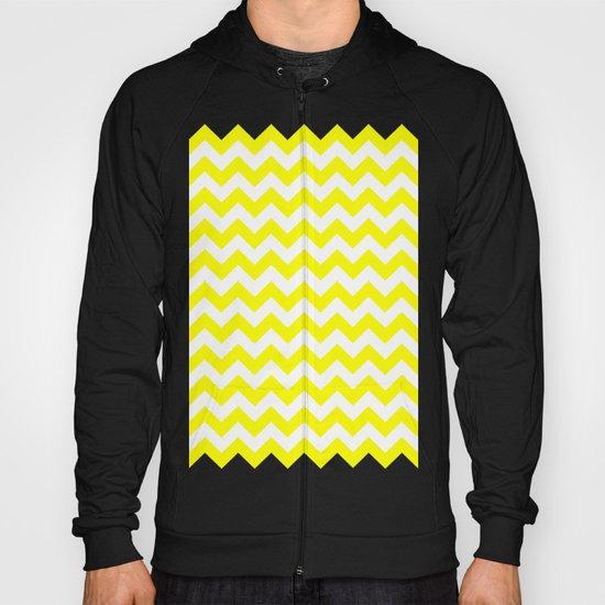 Chevron (Yellow/White) Hoody