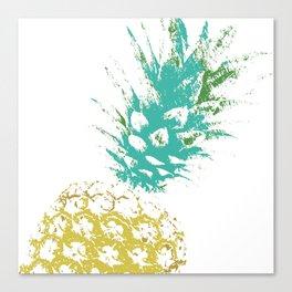 Pinnaple delight Canvas Print
