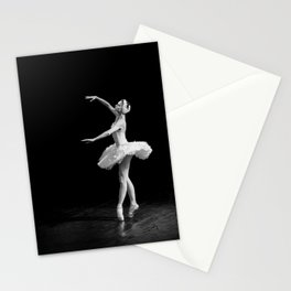 Russian Ballet Dancer 1 Stationery Cards