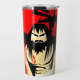 Samurai Jack Travel Mug