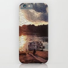 Oily Pontoons Slim Case iPhone 6s