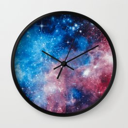 All The Space I Need Wall Clock