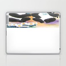 evening love story Laptop & iPad Skin