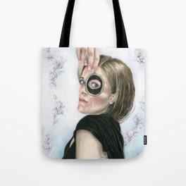 Lover's Eye Tote Bag