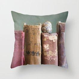 Oldies Throw Pillow