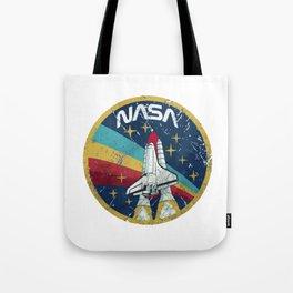 Nasa Vintage Tote Bag
