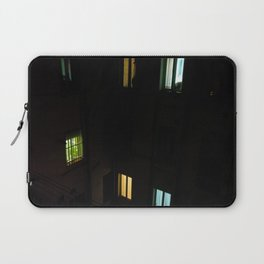 Live at night Laptop Sleeve