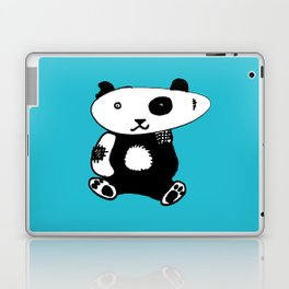 Patchwork Panda Bear Laptop & iPad Skin