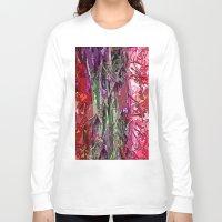 kaleidoscope Long Sleeve T-shirts featuring Kaleidoscope by Lior Blum