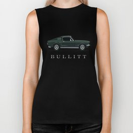 Mustang Bullitt Biker Tank