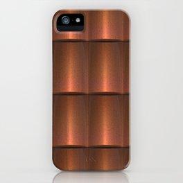 copper work iPhone Case