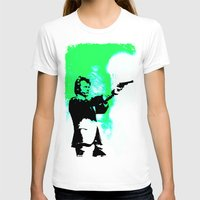 clint barton T-shirts featuring Clint by Fimbis
