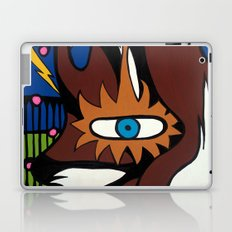 and the MAGIC BERRIES PLAYED RIGHT into FOX'S HANDS Laptop & iPad Skin