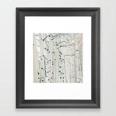 Aspen I Framed Art Print