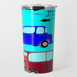 Car, Carro, Coche, Voiture, Wagen Travel Mug