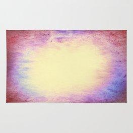 Explosion of light Rug