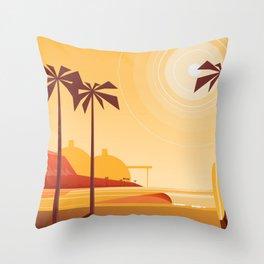 Save San O Throw Pillow