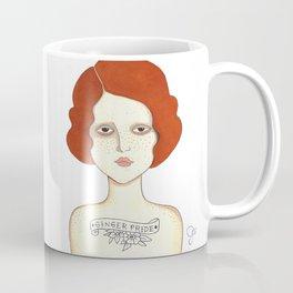 Ginger Pride Coffee Mug