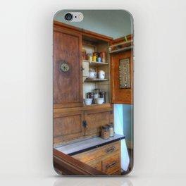1930`s Kitchen iPhone Skin