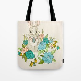 Hopping Around Tote Bag
