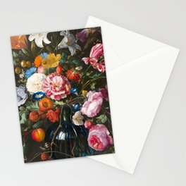 The Flower Of Life Stationery Cards