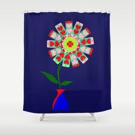 Modern Love Shower Curtain