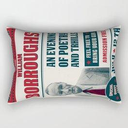 Borroughs Event Rectangular Pillow