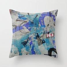 Urban Abstract 117 Throw Pillow