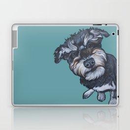Benji the Schnoodle Laptop & iPad Skin