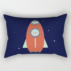 Fox Rocket Rectangular Pillow
