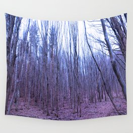 Trees of Olympus Wall Tapestry