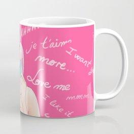 Love Line Coffee Mug