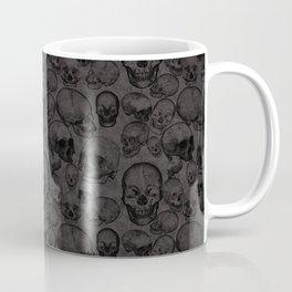 Skull Motif Coffee Mug