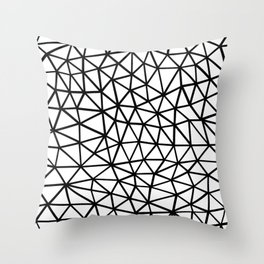 Seg Extra Throw Pillow