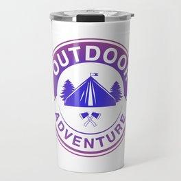 Outdoor Adventure 2 pp Travel Mug