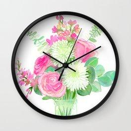 Crush Wall Clock