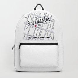 Riggo Monti Design #20 - Soho Kinda Life Backpack