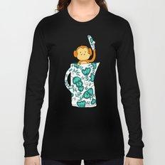 Dinnerware sets - Monkey in a jug Long Sleeve T-shirt