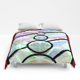 Window of fantasy  2 Comforters