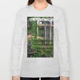 Beautiful Peace Long Sleeve T-shirt