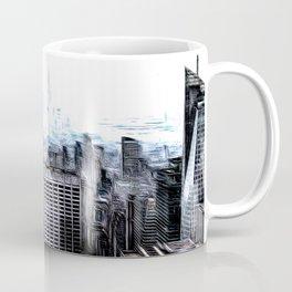 Manhattan Art Coffee Mug